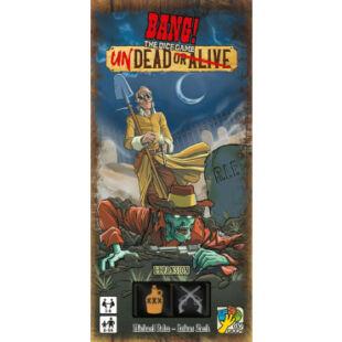 Bang! Undead or alive kiegészítő (kockajátékhoz)