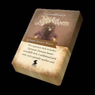 A kereskedők völgye: Beaver mini kiegészítő