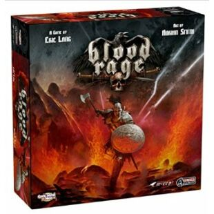 Blood rage (eng) - /EV/