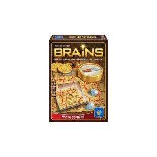 Brains - Kincses térkép