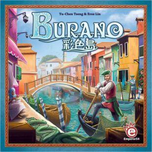 Burano (eng) - /EV/