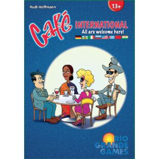 Café International - a társasjáték (germ)