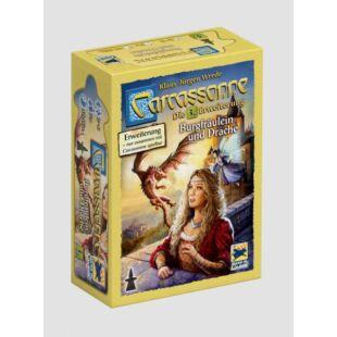 Carcassonne - Hercegnő és a sárkány - 3. kiegészítő
