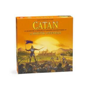 Catan telepesei- A hódítók legendája (Lovagok és városok kiegészítő)