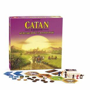 Catan telepesei Kereskedők és barbárok kiegészítő