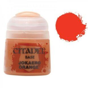 Citadel festék: Base - Jokaero Orange