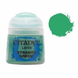 Citadel festék: Layer - Sybarite Green
