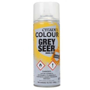 Citadel festék: Spray - Grey Seer