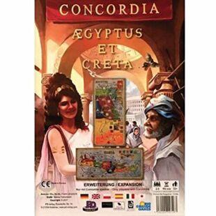 Concordia: Aegyptus és Creta kiegészítő