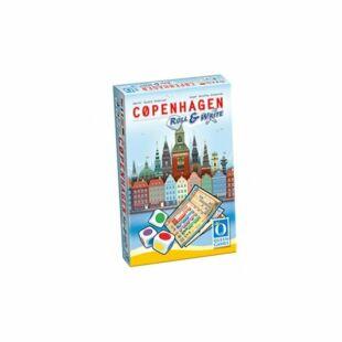 Copenhagen - Roll & write - /EV/