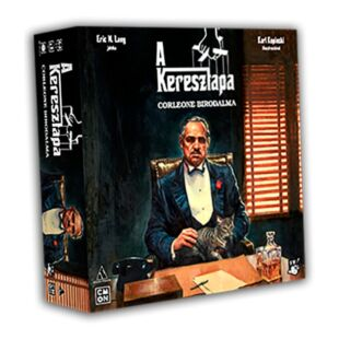 A keresztapa - Corleone birodalma