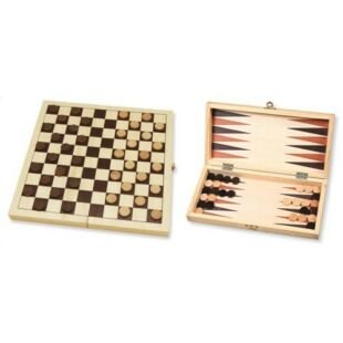 Backgammon és dáma - /EV/