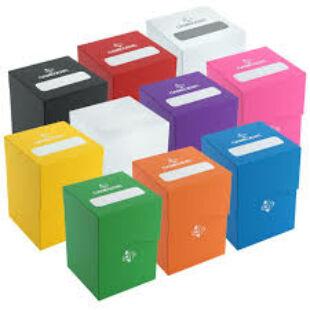 Gamegenic Deck Box - Kártyatartó doboz - Átlátszó - /EV/