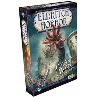 Eldritch Horror - Cities in Ruin kiegészítő (eng) - /EV/