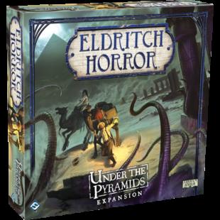 Eldritch Horror - Under the Pyramids kiegészítő (eng) - /EV/