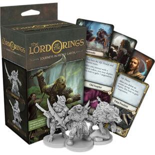 A Gyűrűk Ura: Utazások Középföldén - Eriador gonosztevői figurapakk