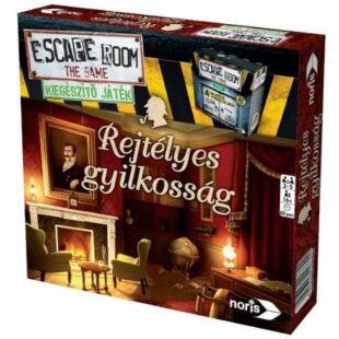 Szabadulószoba: Rejtélyes gyilkosság kiegészítő (Escape Room)