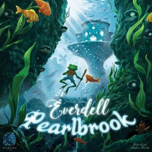 Everdell: Pearlbrook kiegészítő (eng)