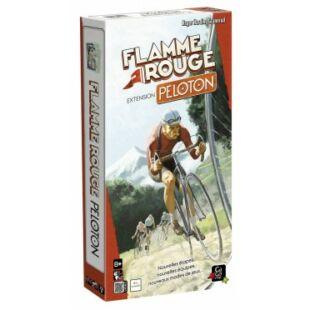 Flamme Rouge Peloton kiegészítő