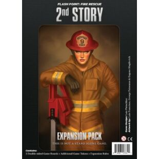 Flash Point Fire Rescue 2nd story