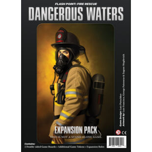 Flash Point Fire Rescue Dangerous waters