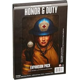 Flash Point Fire Rescue Honor and duty kiegészítő (eng)
