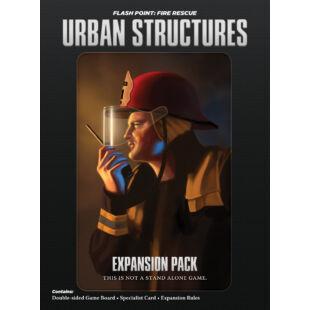 Flash Point Fire Rescue Urban structures kiegészítő (eng) - /EV/