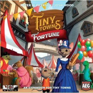 Tiny Towns: Fortune kiegészítő (eng) - /EV/