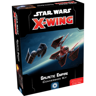 Star Wars X-wing: Galactic Empire Conversion Kit (eng)