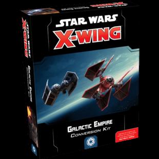 Star Wars X-Wing: Galactic Empire Conversion Kit