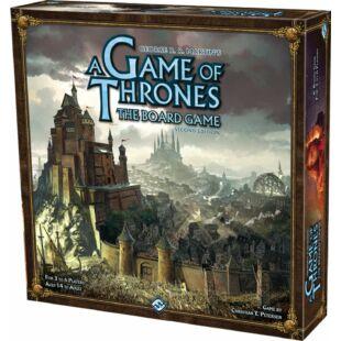 Game of Thrones - the board game (eng) Trónok harca