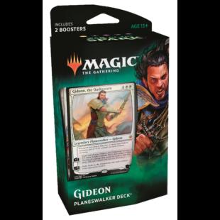 Magic The Gathering: War of the Spark- Planeswalker Deck (Gideon) - /EV/