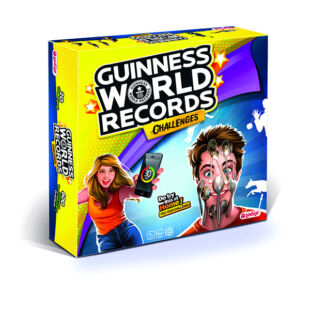 Guinnes World Records BONTOTT társasjáték