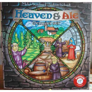 Heaven&Ale-Mennyei ser társasjáték
