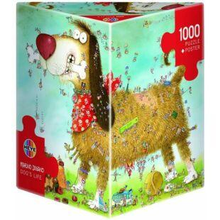 HEYE Puzzle - Dog's life 1000 db - /EV/