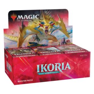 Magic The Gathering: Ikoria - Lair of Behemoths Booster Pack /EV/