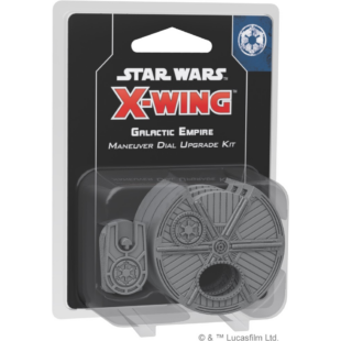 Star Wars X-wing: Galactic Empire Maneuver Dial Upgrade Kit (eng)