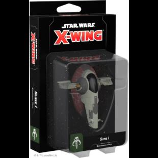 Star Wars X-wing: Slave I Expansion Pack (eng) - /EV/