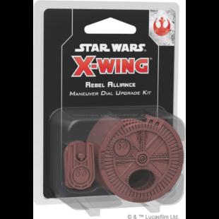 Star Wars X-wing: Rebel Alliance Maneuver Dial Upgrade Kit (eng) - /EV/