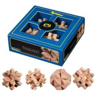 3D Puzzle - Négy darabos /EV/