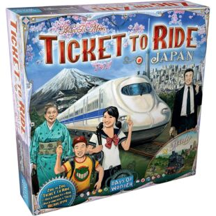 Ticket to Ride - Japan & Italy (eng) - /EV/