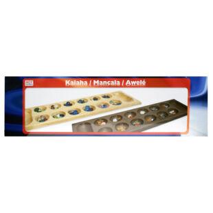 Kalaha üveg gyöngyökkel nem összehajtható- Vari, Mancala