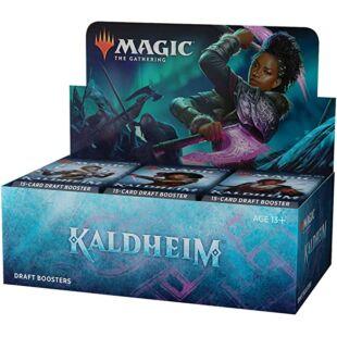Magic the Gathering: Kaldheim - Booster pack (eng) - /EV/