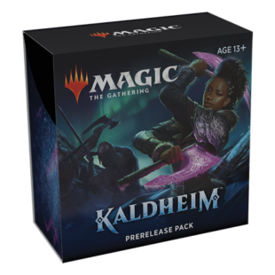 Magic the Gathering: Kaldheim - Pre-release pack (eng) - /EV/