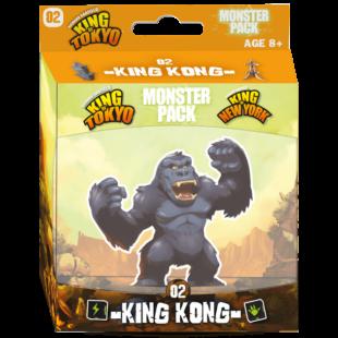 Tokió királya/New York királya: King Kong kiegészítő (eng) - /EV/