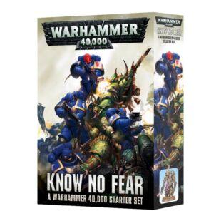 Warhammer 4000: Know no fear (english)
