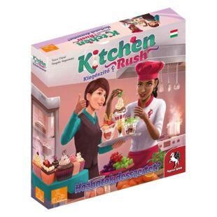Kitchen Rush: Hozhatok desszertet? kiegészítő