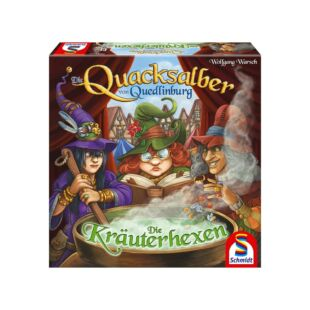 Kuruzslók Quedlinburgban- The herb witches (eng)