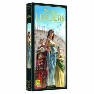 7 Csoda - Leaders kiegészítő 2. kiadás (eng) - /EV/