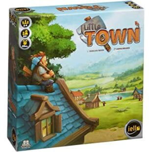 Little Town (eng) - /EV/